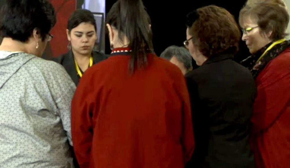 Inuit women's org makes recommendations to MMIWG commission