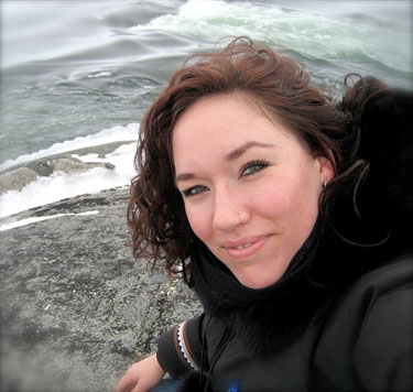 Sylvia Cloutier will perform at this year's Aqpik Jam in Kujjuaq. (PHOTO COURTESY OF SYLVIA CLOUTIER)