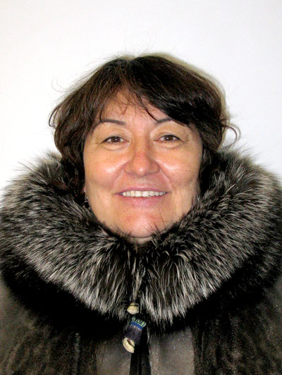"Cathy Towtongie says she is already working at ""stabilizing the financial reputation of the organization"" and looking for ways to increase financial benefits that flow to Inuit through the land claims system. (PHOTO COURTESY OF NTI)"