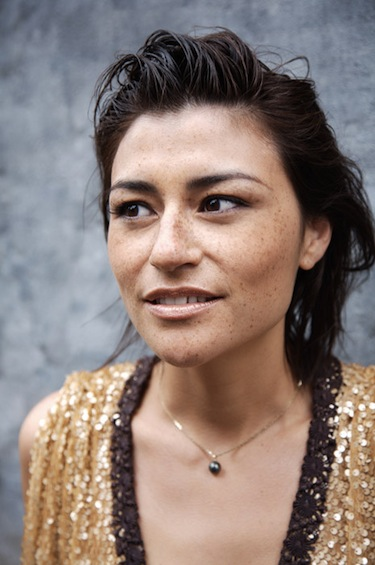 Salluit-born singer Elisapie Isaac has been nominated for an Aboriginal Peoples Choice Award. Fans have until Oct. 6 to vote for Isaac as the Aborignal female of the year. (FILE PHOTO)