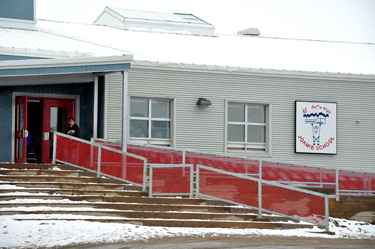 Staff at Nunavut schools must undergo a criminal record check before they are hired. But some administrators say that stricter checks are slowing down their hiring process. (PHOTO BY SARAH ROGERS)