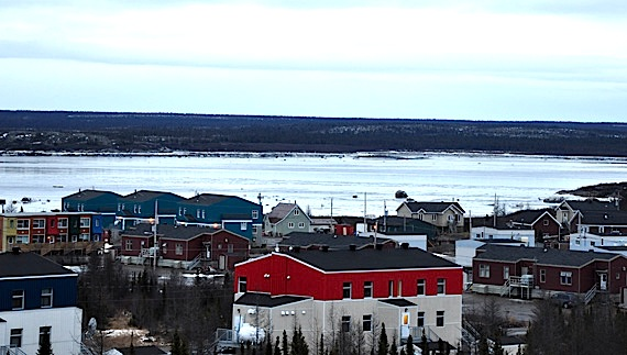 Kuujjuaq won't see any new social housing built under Plan Nord until next year. The same goes for housing under its new home ownership program. (FILE PHOTO)