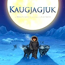 Author Marion Lewis is in Repulse Bay where she'll meet with local kids about her book, Kaugjagjuk, this week as part of Inhabit Media's support for Nunavut Literacy Week.