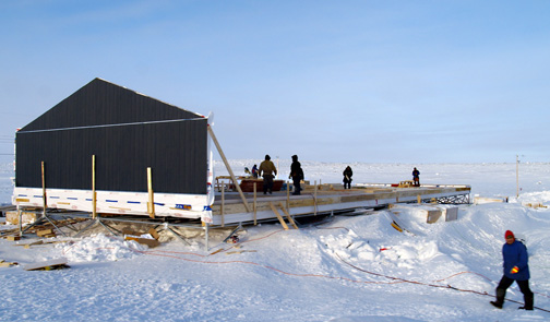 How many staff units can the GN build with $5 million? That's what many MLAs want to know as the Nunavut Housing Corp. defends its 2013-14 staff housing budget in the Committee of the Whole. (FILE PHOTO)