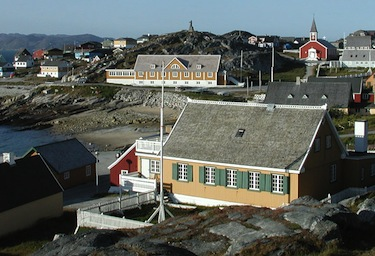 Although many Greenlandic artifacts remain in Denmark, Greenland has had its own national museum since the 1970s,  which located in the heart of Nuuk's old town. (FILE PHOTO)