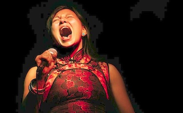Tanya Tagak will perform May 4 at the National Arts Centre in Ottawa as part of the Northern Scene event. (FILE PHOTO)