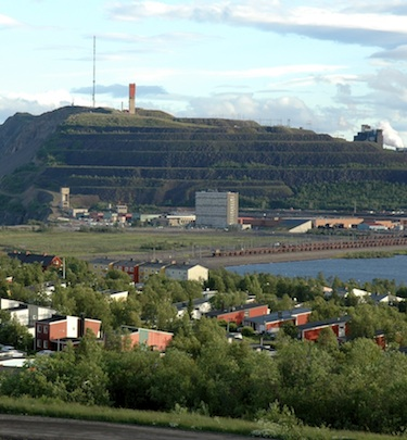 Ministers from the eight Arctic Council member nations — Canada, the United States, Iceland, Denmark, Norway, Sweden and Finland, will go deep underground in Kiruna iron mine May 15 as part of the activities planned during their meeting. (FILE PHOTO)