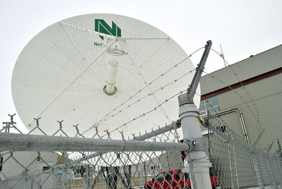 The CRTC is looking at Northwestel's modernization plan. (FILE PHOTO)