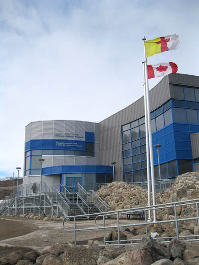 Justice Robert Kilpatrick of the Nunavut court decided to reserve his verdict judgment on a set of sex charges against Nick Illauq of Clyde River until after he's reviewed a transcript of a trial held June 24. (FILE PHOTO)