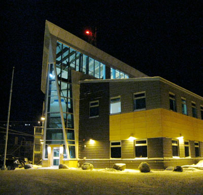 Iqaluit's RCMP detachment started a vehicle stop program in late September that will continue into 2014. City councillors questioned the detachment's practice of calling municipal enforcement officers to the scene of traffic violations to issue tickets instead of issuing tickets themselves. (PHOTO BY PETER VARGA)