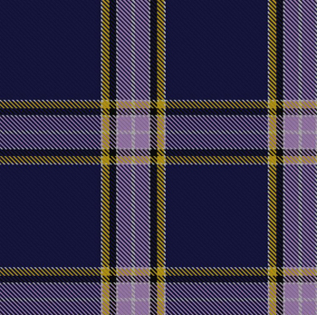 This is the tartan that a group of Nunavummiut, led by the late John Laird, came up with in 2008.