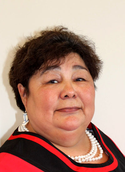 Iqaluit-Manirajak MLA Monica Ell will serve as minister of Economic Development and Transportation, effective Dec. 5. (FILE PHOTO)