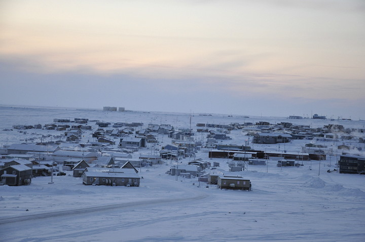 A coroner's jury in Igloolik is now considering recommendations on how to avoid deaths such as the one suffered by Solomon Uyarasuk, who died by hanging two years ago police custody in Igloolik. (PHOTO BY THOMAS ROHNER)