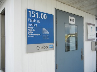 Kuujjuaq's courthouse is one of only three courthouses in Nunavik. (FILE PHOTO)