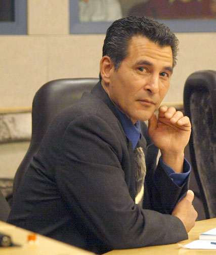 Nunavut Planning Commission names Hunter Tootoo as its next