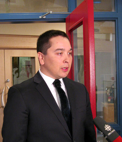 South Baffin MLA David Joanasie wants the Government of Nunavut to conduct a full investigation into the 2012 death of a three-month old Cape Dorset baby. (FILE PHOTO)
