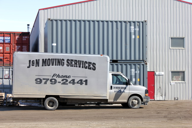 J & N Moving Services, located on the Federal Road in Iqaluit, was fined $2,000 May 20 for contravening the Environmental Tobacco Smoke Work Site Regulations. (PHOTO BY LISA GREGOIRE)