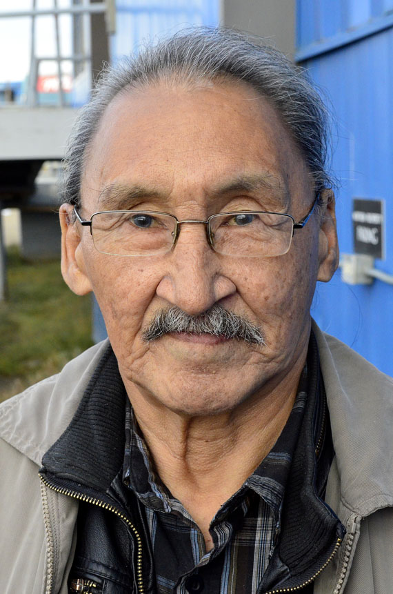 John Amagoalik is being honoured with a scholarship in his name, courtesy of the Qikiqtani Inuit Association. (FILE PHOTO)