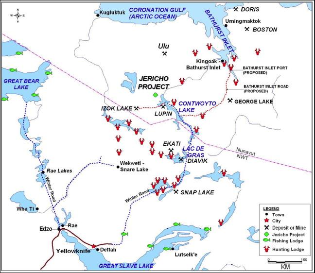 Teams To Inspect Abandoned Nunavut Diamond Mine This Week