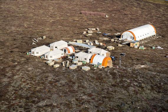 Nunavut Mine Owner Eyes Open Pit Satellite For Meadowbank
