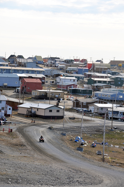 The GN is looking for homeowners in Rankin Inlet who are interested in having an energy audit conducted on the home in October. (FILE PHOTO)