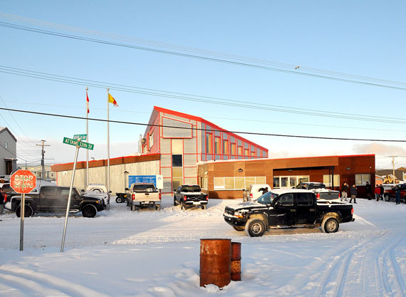 The GN just contracted a firm to prepare a feasibility study on creating a new university in Nunavut or expanding Nunavut Arctic College's university-level course offerings. Pictured is NAC's trades school in Rankin Inlet, which opened in 2010. (FILE PHOTO)