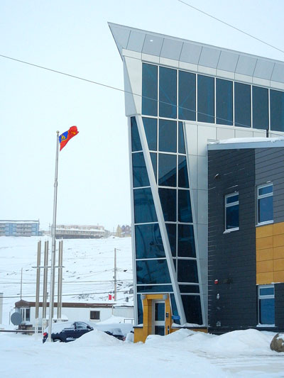 In a recent StatsCan survey, 44 per cent of Nunavummiut surveyed said police were doing an average or poor job, compared with 62 per cent for all of Canada. (FILE PHOTO)