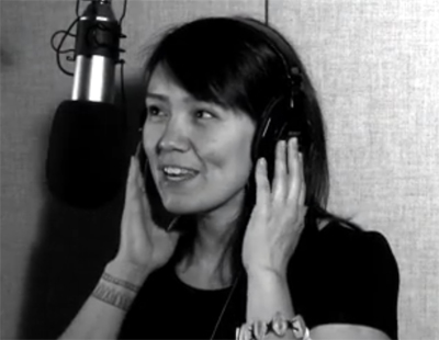 Nunavik singer/songwriter Beatrice Deer is the spokeswoman for a new songwriting campaign that encourages other Nunavik songwriters to compose a piece about perseverance.