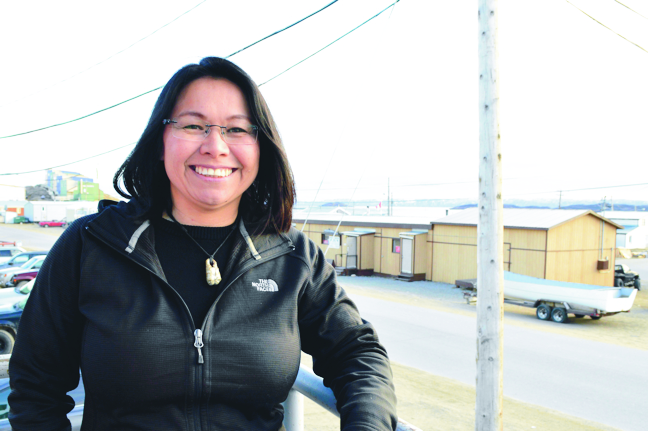 Iqaluit Mayor Madeleine Redfern says Baffin mayors passed a resolution last week asking the Nunavut government to open a Nunavut addictions centre if it plans to open a liquor store. But that seems unlikely at this point. (FILE PHOTO)