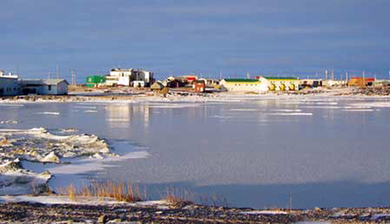 RCMP in Chesterfield Inlet said the detachment received a call about the animal attack sometime after 1:00 p.m. June 6. A four-year-old girl later died from her injuries. (FILE PHOTO)