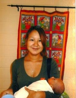 If you know where Madeline Atagootak and five-week-old baby Elijah are located, you should call the Ottawa Police Dispatch at 613-230-6211. (PHOTO COURTESY OF OTTAWA POLICE SERVICE)