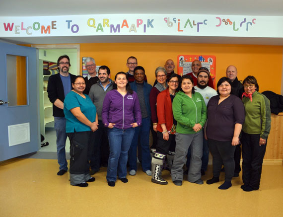 The Qarmaapik Family House opened last March in Kangiqsualujjuaq with a mission to provide a resource for children at risk of being put in youth protection as well as counselling for their parents and caregivers. (FILE PHOTO)