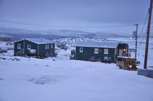 Cape Dorset: the inquest into the 2012 death of three-month-old Makibi Olayuk Akesuk is expected to wrap up today after testimony this week from a number of witnesses, mostly healthcare professionals. (PHOTO BY THOMAS ROHNER)