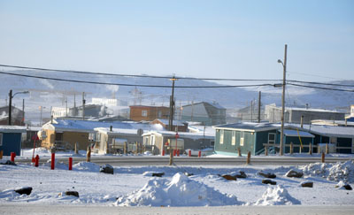 The minister responsible for the Nunavut Housing Corp., George Kuksuk, tabled the GN's new Blueprint for Action on Housing Oct. 20, the territory's response to housing challenges and homelessness in Nunavut. (FILE PHOTO)