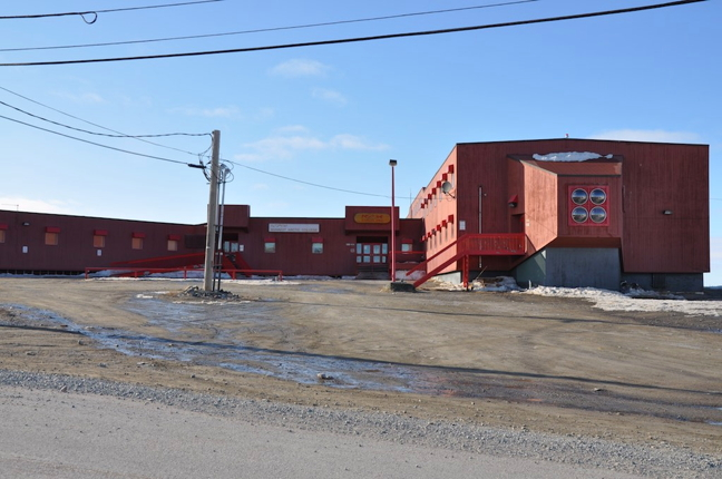Kivalliq Hall, in Rankin Inlet, is now used by Nunavut Arctic College. (PHOTO BY RON ELLIOT)