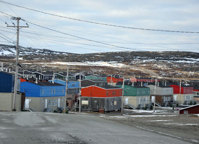 A revised scale will help reduce rents from 20 to up to 75 per cent for Nunavik's social housing tenants, Makivik and the KRG said this week. (FILE PHOTO)