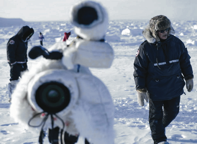 Zacharias Kunuk, award-winning Igloolik filmmaker, on the set of Maliglultit (The Searchers) in spring 2015: Kunuk is now a member of the Academy of Motion Picture Arts and Sciences, the body responsible for the Oscars. Every year the Academy invites new members and Kunuk was one of 774 new members from 57 countries to join the academy in 2017. Those new members include people involved in all aspects of filmmaking, from writers and directors to actors and costume designers. Kunuk, head of Kinguliit Productions, became known worldwide in 2001 for his feature film Atanarjuat which won the Camera D'Or prize at the prestigious Cannes Film Festival in France. It was Canada's top grossing release of 2002. (FILE PHOTO)