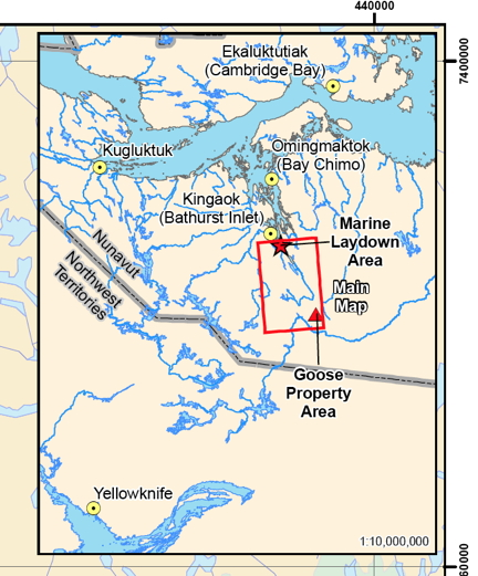 Game Changer: NIRB Now Says Yes To Nunavut's Back River