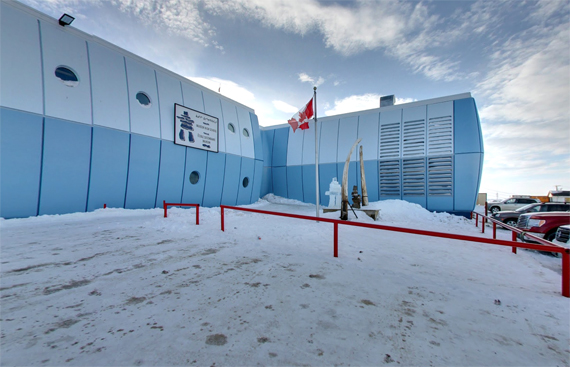 Inuksuk High School in Iqaluit. Will Nunavut leaders ever be able to develop a coherent, evidence-based policy on Inuit language education and the use of the Inuit language in school programs from kindergarten to Grade 12? (FILE PHOTO)