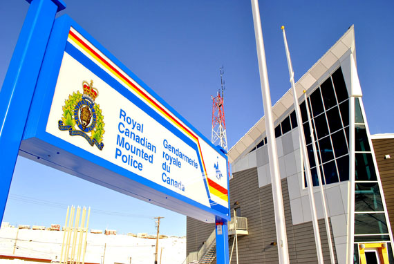The RCMP have laid charges against three men after two brutal attacks in Iqaluit. (FILE PHOTO)
