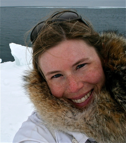 Clyde River's Shari Gearheard and her team of Indigenous and non-Indigenous sea ice researchers will take home $155,000 in prize money for their Siku-Inuit-Hila circumpolar sea ice project, which concluded in 2011. (HANDOUT PHOTO)