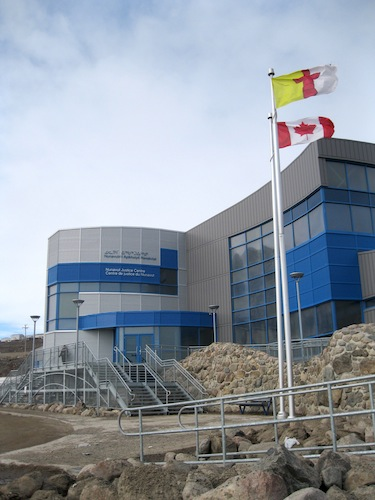 Justice Earl Johnson, now a deputy judge on the Nunavut Court of Justice, has ruled that a mandatory minimum sentence of four years in jail would breach the Charter of Rights if applied to the case of a young Inuk first-time offender who, while intoxicated, fired one shot at the house of a man who bullied him and beat him up. (FILE PHOTO)