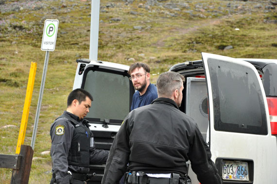 William Allen Pierce, pictured here in 2016, entered guilty pleas before Justice Beverley Brown at the Nunavut Court of Justice in Iqaluit, Mar. 5 (FILE PHOTO).
