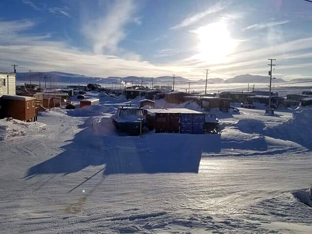 To better understand the impact of Nunavut's housing shortage, the Government of Nunavut's Family Services department has begun to survey the territory's hidden homeless population: people who need their own homes, but who are crammed in with others. (FILE PHOTO)