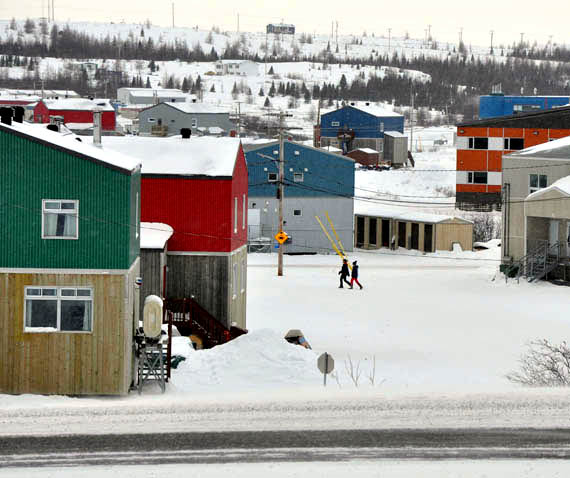 Nunavik health officials have made a formal request to the Quebec government to increase compensation for foster families in the region from an average of $25 a day to $100 a day, to help reflect the high cost of living in the region. (PHOTO BY SARAH ROGERS)