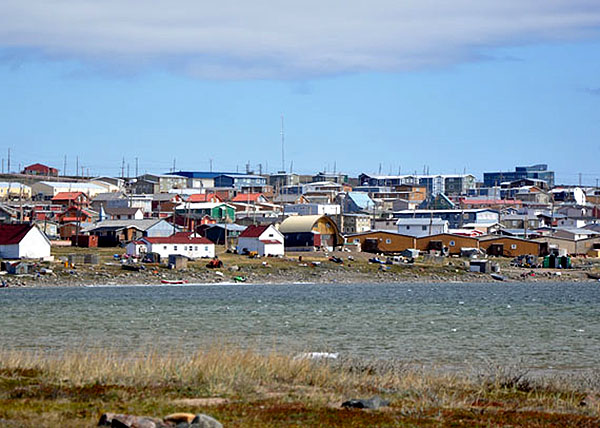Baker Lake in the summer. The Baker Lake beneficiary who wrote this letter says she can't get information about the revamped Nunavut Hunter and Trapper Support Program from either the Kivalliq Inuit Association or Nunavut Tunngavik Inc. (FILE PHOTO)