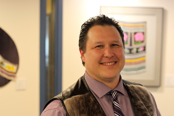 George Hickes, who represents Iqaluit-Tasiluk in the legislature, is moving back to cabinet after spending the past seven months as a regular MLA. (PHOTO BY BETH BROWN)
