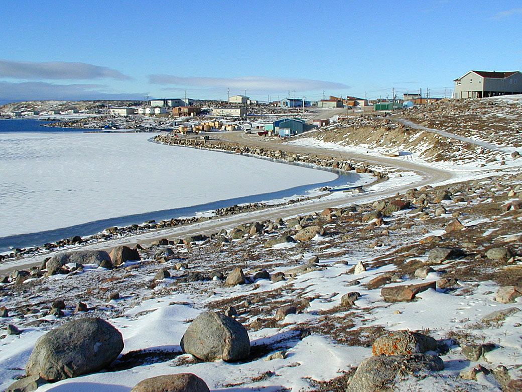 The Nunavut RCMP have laid a charge of murder against a 32-year-old Taloyoak man after his domestic partner was found dead June 8 at a local residence. Police did not state whether the charge is first or second degree murder. He is to appear in court June 26 in Iqaluit. (FILE PHOTO)