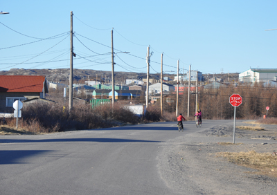 A 28-year-old woman was found dead in her home in Kuujjuaq early on June 12. (FILE PHOTO)
