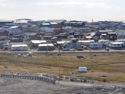 Nunavut sexual predator Norman Ford has been sentenced to prison time for the historical assault of a child in in his hometown of Rankin Inlet. (FILE PHOTO)